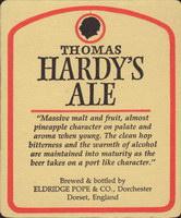 Pivní tácek thomas-hardy-22-zadek-small
