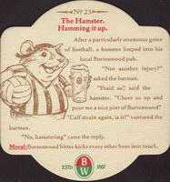 Pivní tácek thomas-hardy-5-zadek-small