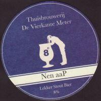 Pivní tácek thuisbrouwerij-de-kubieke-meter-1-zadek