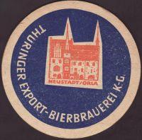 Pivní tácek thuringer-export-bierbrauerei-1