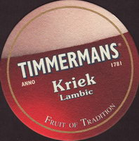 Beer coaster timmermans-11-small