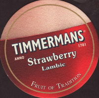 Beer coaster timmermans-13-small