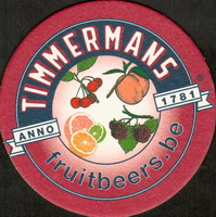 Beer coaster timmermans-14-small