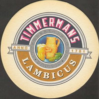 Beer coaster timmermans-17-small