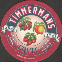 Beer coaster timmermans-18-small