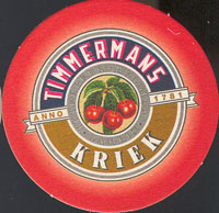 Beer coaster timmermans-2