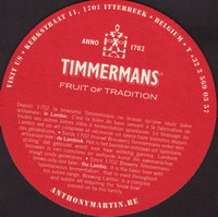 Beer coaster timmermans-22-zadek-small