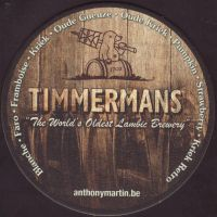 Beer coaster timmermans-25-small