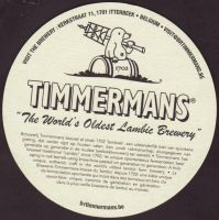 Beer coaster timmermans-25-zadek-small