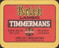 Beer coaster timmermans-26-small