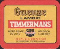 Beer coaster timmermans-28-small