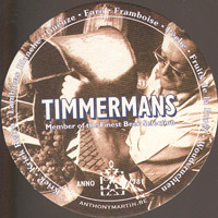 Beer coaster timmermans-3
