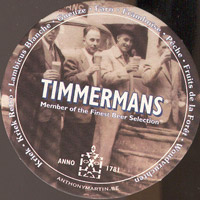 Beer coaster timmermans-4
