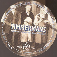 Beer coaster timmermans-5