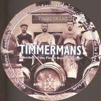 Beer coaster timmermans-6