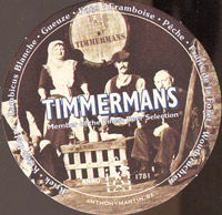 Beer coaster timmermans-7