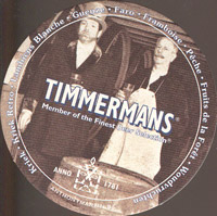 Beer coaster timmermans-8