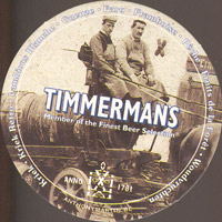 Beer coaster timmermans-9