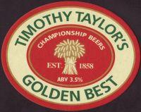 Pivní tácek timothy-taylor-15-zadek-small