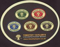 Pivní tácek timothy-taylor-8-zadek-small