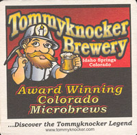 Pivní tácek tommyknocker-1