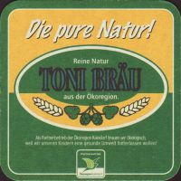 Beer coaster toni-brau-1-small