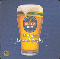 Beer coaster tooheys-16