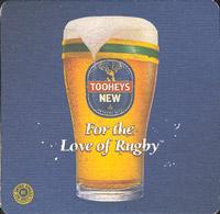 Beer coaster tooheys-17