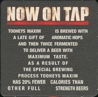 Pivní tácek tooheys-2-zadek