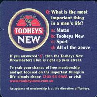 Beer coaster tooheys-3-zadek