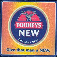 Beer coaster tooheys-3