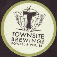 Beer coaster townsite-1