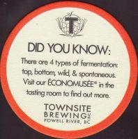 Pivní tácek townsite-2-small
