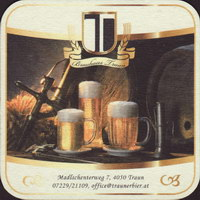 Beer coaster trauner-bier-1-small