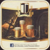 Beer coaster trauner-bier-2-zadek-small