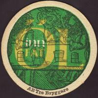 Pivní tácek tre-bryggare-1-oboje-small