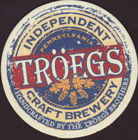 Beer coaster troegs-6-small