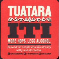 Beer coaster tuatara-1-small