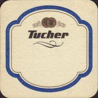 Beer coaster tucher-brau-1-zadek-small