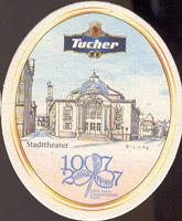 Beer coaster tucher-brau-10