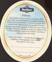 Beer coaster tucher-brau-11-zadek