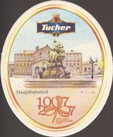 Beer coaster tucher-brau-12