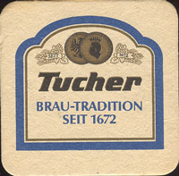 Beer coaster tucher-brau-14