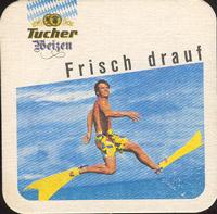 Beer coaster tucher-brau-15