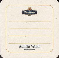 Beer coaster tucher-brau-17-zadek-small