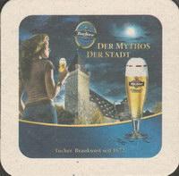 Beer coaster tucher-brau-21-small