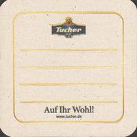 Beer coaster tucher-brau-21-zadek-small