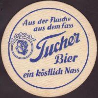 Beer coaster tucher-brau-25-small