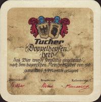 Beer coaster tucher-brau-27-small