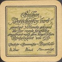 Beer coaster tucher-brau-3-zadek
